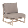 MORRISON SINGLE SEATER MODULAR / OUTDOOR-INDOOR