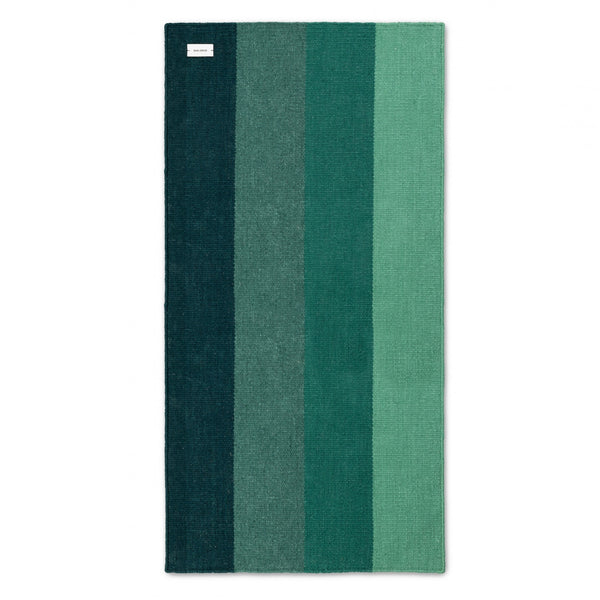 GRADIENT FOREST RUG