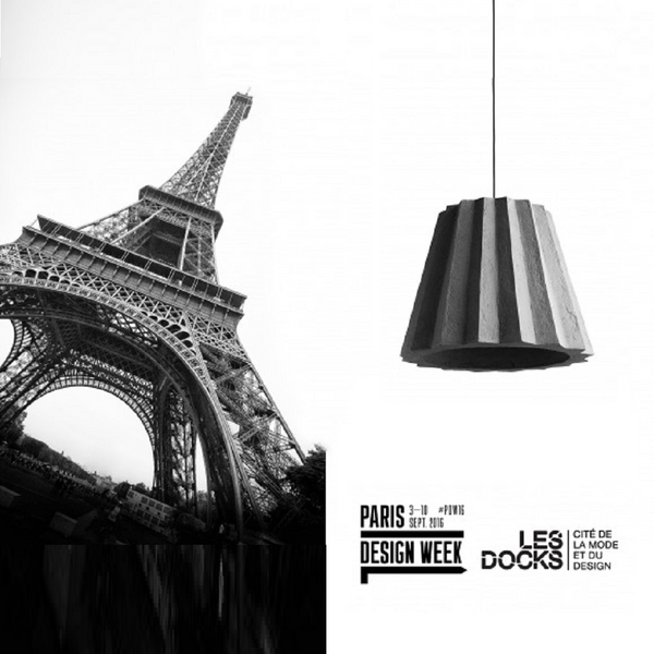 Plise Lamp | 2016 Paris Design Week