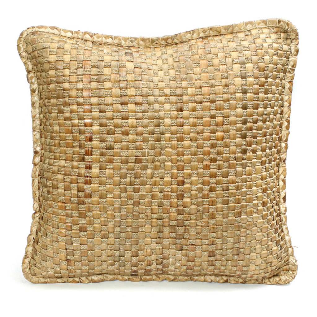 HYACINTH CUSHION / NATURAL