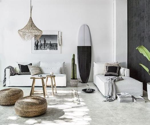 Spring-Summer Home Decor : Gravitating Towards the Sun