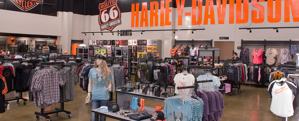 Shop Route 66 Harley-Davidson