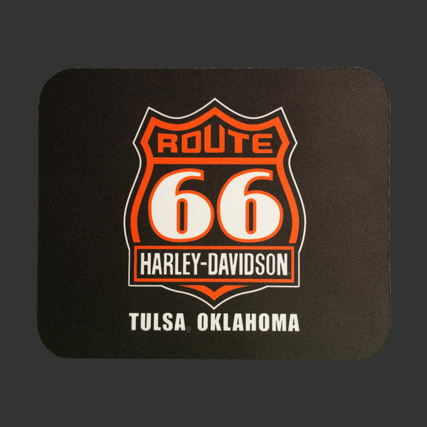 Route 66 Harley-Davidson® Mousepad