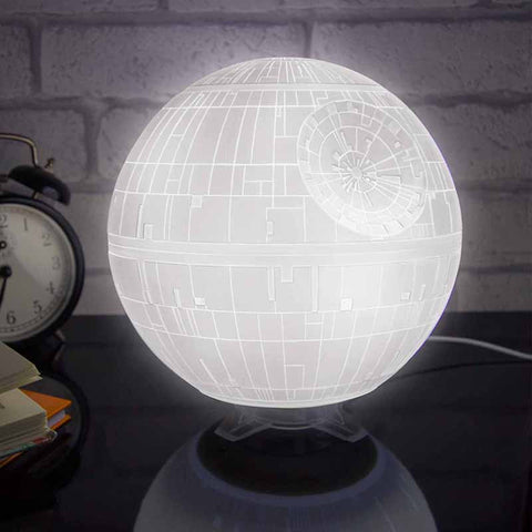 Star Wars Death Star Mood Light - Explore Store - 1
