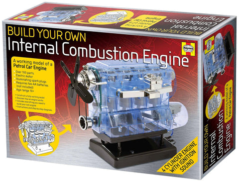 Haynes HM04 Internal Combustion Engine - Explore Store - 1