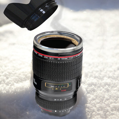 Travel Lens Mug - Explore Store - 1