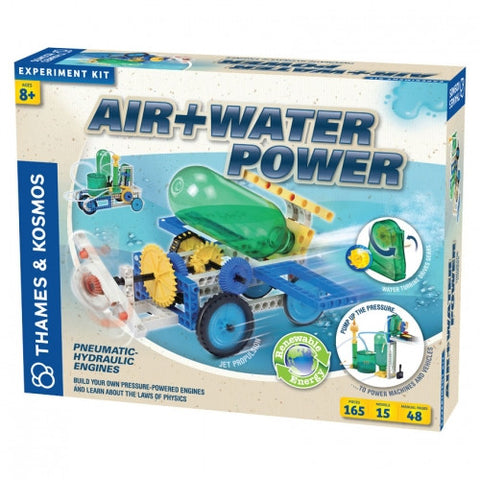 AIR+WATER POWER - Explore Store - 1