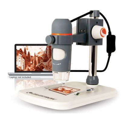 Celestron 5 MP Handheld Digital Microscope Pro - Explore Store - 1