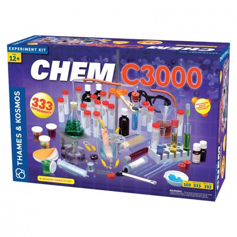 Chem Lab C3000 Chemistry Set - Explore Store - 1