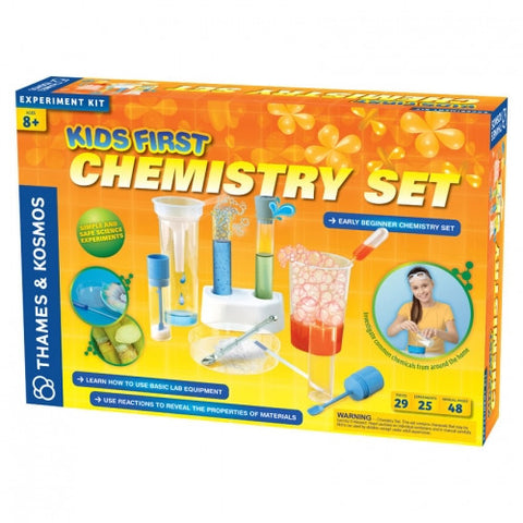 KIDS FIRST CHEMISTRY SET - Explore Store - 1