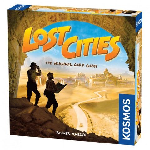 LOST CITIES CARD GAME - Explore Store - 1