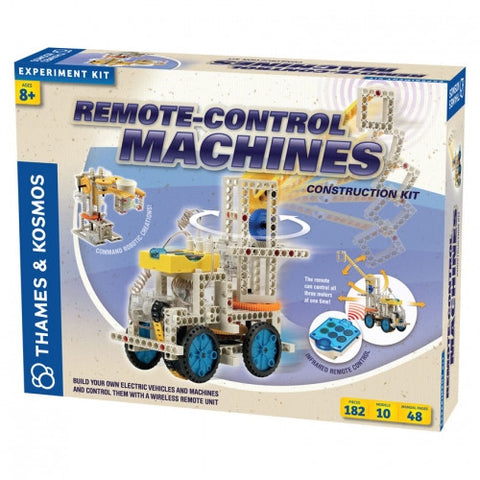 Thames & Kosmos Remote Control Machines Construction Kit - Explore Store - 1