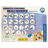 Thames & Kosmos Remote Control Machines Construction Kit - Explore Store - 3