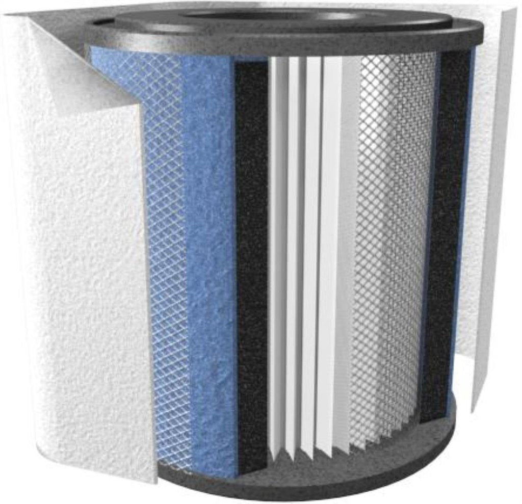 Austin Air Healthmate Jr Replacement Filter w/ Prefilter - Black