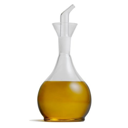 Chef's Planet Glass Oil Decanter and Cruet 30 Ounces
