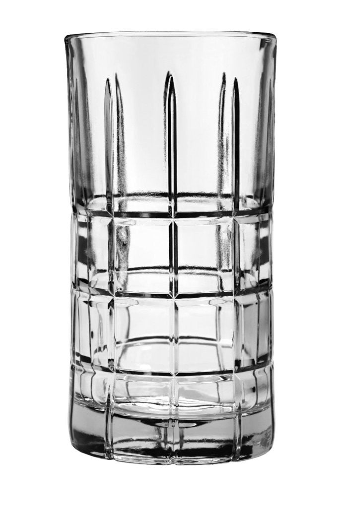 Anchor Hocking 16-Ounce Manchester Tumbler Beverage Set Set of 4