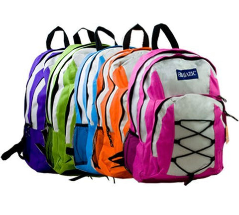 BAZIC Eclipse Backpack 17 Inch Assorted
