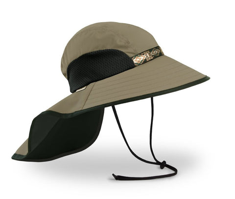 Sunday Afternoons Adventure Hat  Medium  Sand/Black