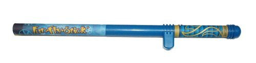 FunFlyStick Levitation Wand - Electrostatic Wand with 5 Foil Flyers