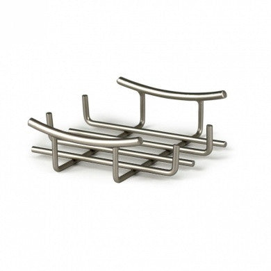Spectrum 50370 Euro Flat Napkin Holder  Chrome