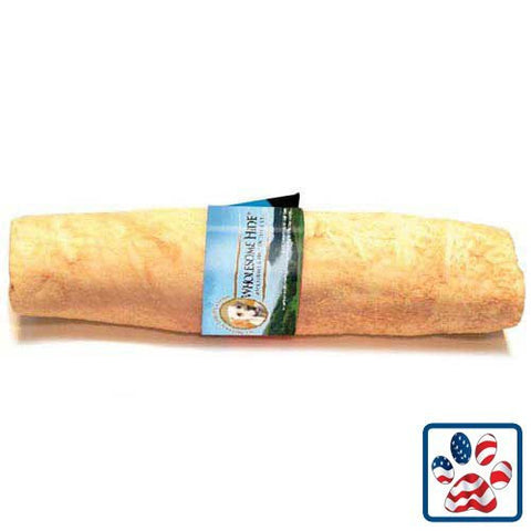 Wholesome Hide USA Rawhide Premium Retriever Roll 9-10 inch SUPER THICK