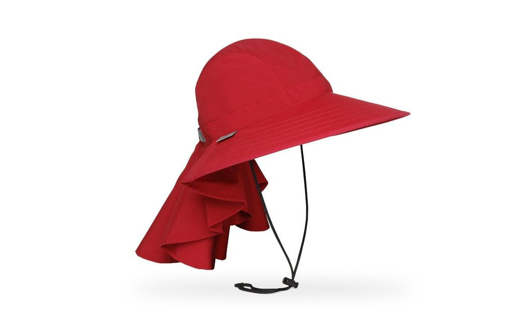 Sunday Afternoons Sundancer Hat  Scarlet  One Size