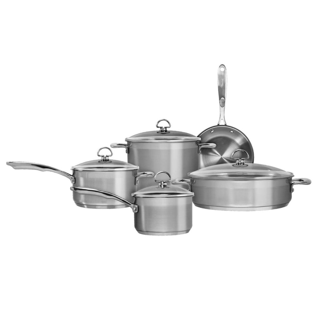 Chantal SLIN-9 9-Piece 21-Steel Induction Cookware Set