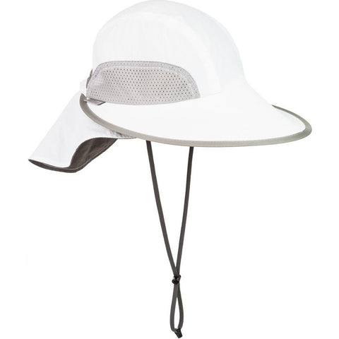 Sunday Afternoons Sport Hat Medium White/Charcoal