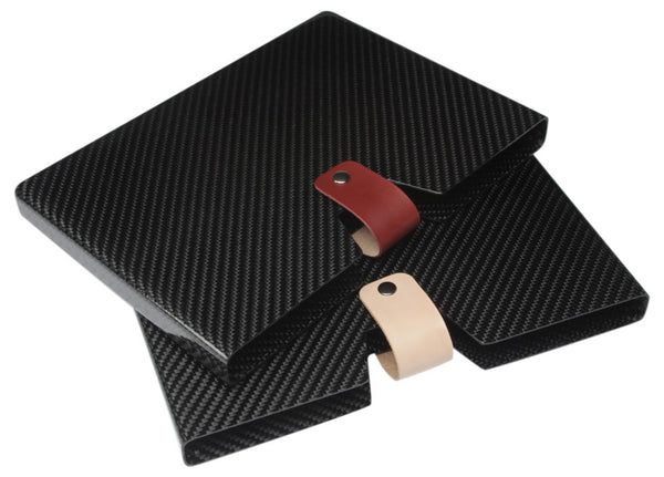 Carbon Fiber Laptop and Tablet Sleeves