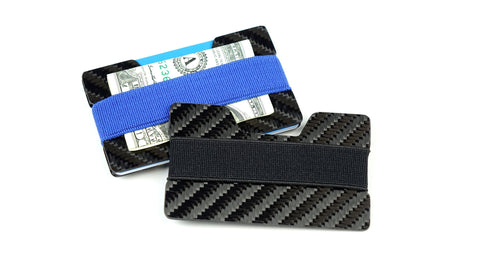 Band Wallet - 4x4 Carbon Fiber