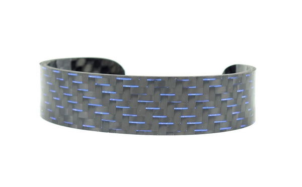 Bracelet - 2x2 Blue Laced