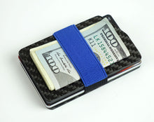 Load image into Gallery viewer, MagWallet - 2x2 Gloss (Classic Style) Carbon Fiber