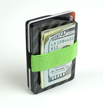 Load image into Gallery viewer, MagWallet - 4X4 Carbon Fiber