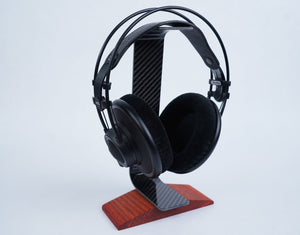 Headphone Stand - Padauk