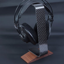 Load image into Gallery viewer, Headphone Stand - Walnut