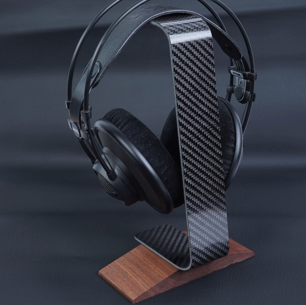 Headphone Stand - Walnut