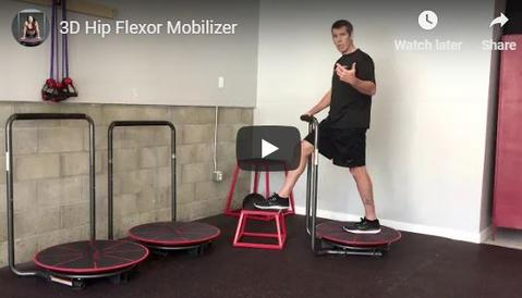 Core-Tex 3D Hip Mobility