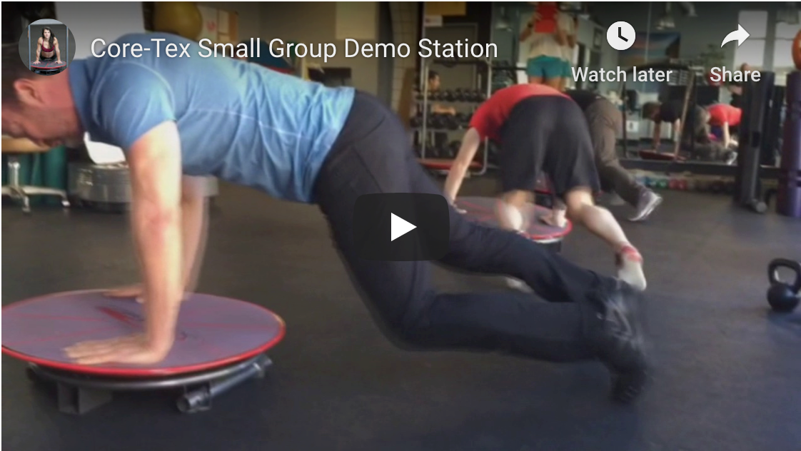 Master Trainers Small Group Metabolic Demo