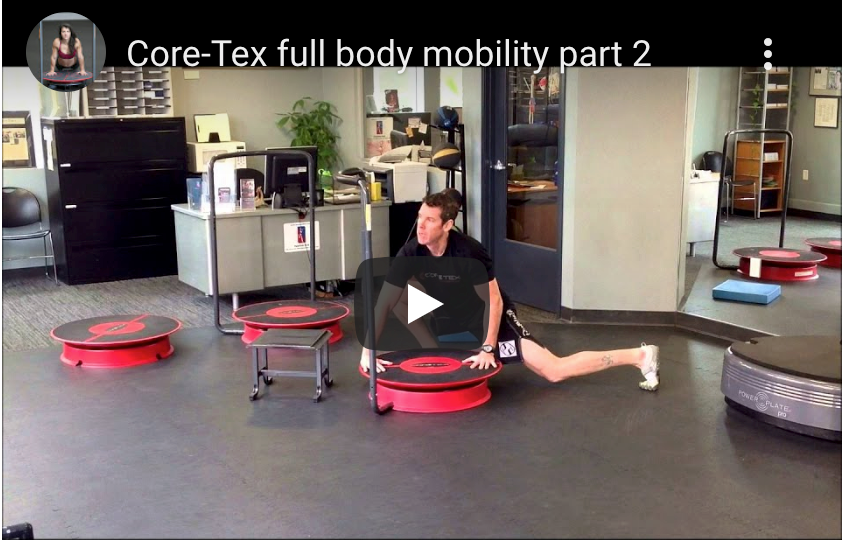 Core-Tex™ Full Body Mobility Part II