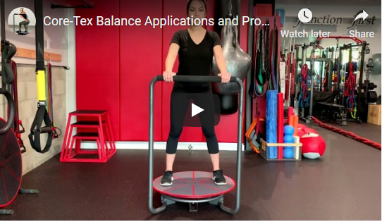 Core-Tex Balance and Fall Prevention