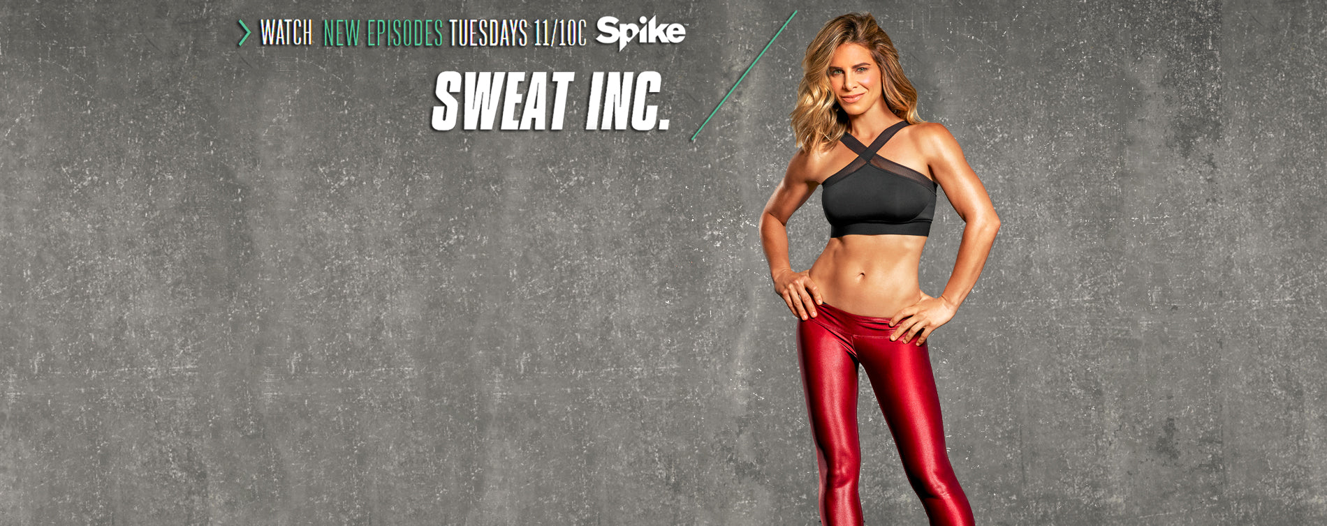SPIKE TV, DECEMBER 2015: CORE-TEX® COMPETES ON SPIKE TV'S SWEAT INC.