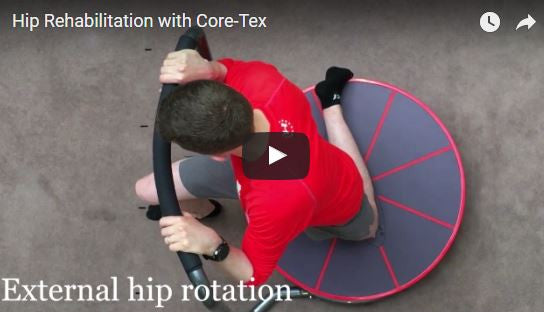 Multi-Planer Hip Rehabilitation