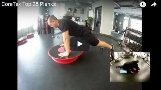 25 Core-Tex Plank Variations
