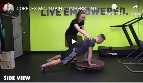 How to Introduce a Core-Tex Core Exercise