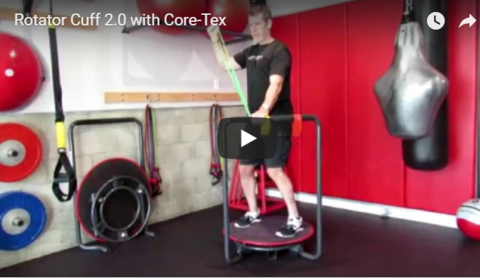 Rotator Cuff Rehab 2.0 with Core-Tex