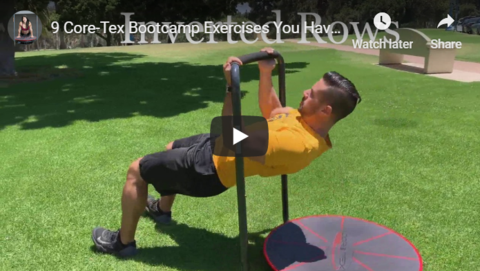 9 Core-Tex Bootcamp Exercises You Haven't Tried