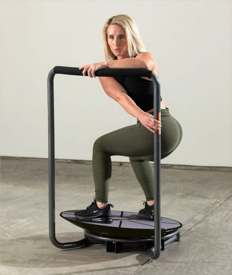 Women exercising using the Core-Tex Fitness Duel Reactive Trainer