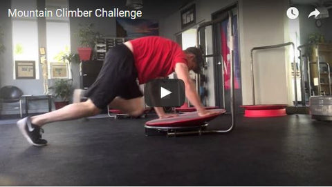 Core-Tex Mountain Climber Challenge