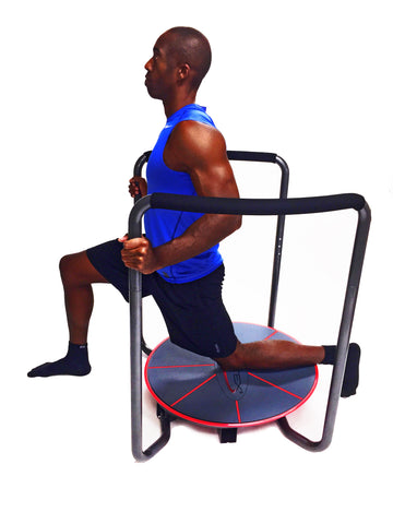 Two joint hip flexor mobilizer