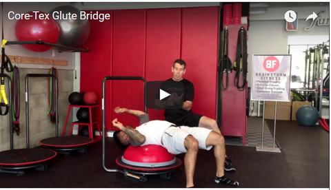 Core-Tex Glute Bridge